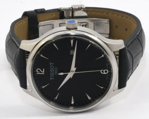 Tissot Silver Dial Fake Watches